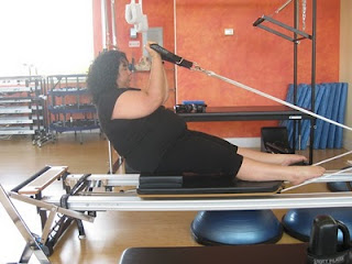 pilates for overweight people