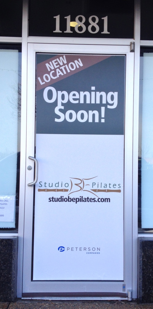 Count Down With Us as We Look Forward To Our Exciting Move!!!!